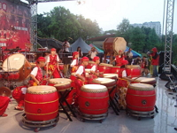 Xinzhuang International Drum Festival, Taipei County