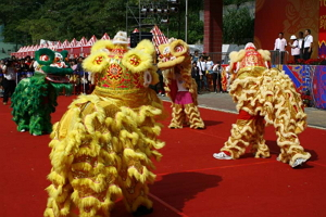 Taishan Lion Dance Culture Festival, Taipei County